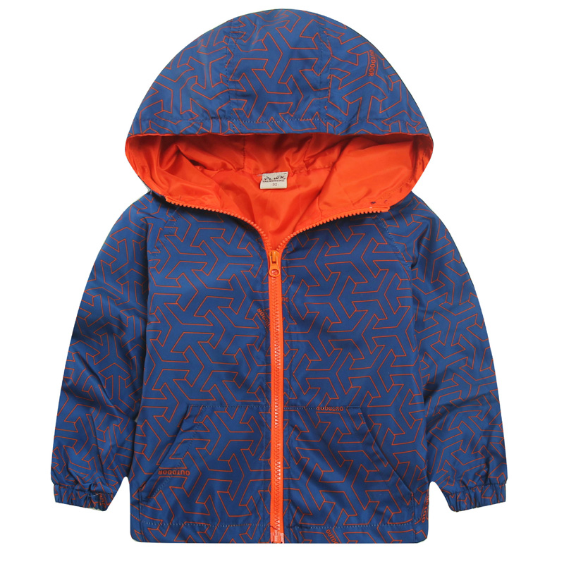 Куртка для мальчиков Outerwears 1/8y SC142