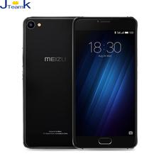 Meizu U20 С Глобальными Firmware OTA обновления 4 Г LTE Мобильный Телефон стекло Тела Helio P10 Окта основные 1.8 ГГц 5.5 Дюймов 1920 * 1080pix Экран(China (Mainland))