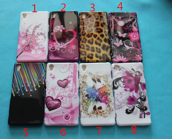 10pcs/lot New Butterfly Heart Flower star zebra UK US flag TPU Smooth Soft Case For Sony Xperia Z3 D6653(China (Mainland))