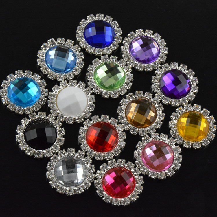 Wholesale 50pcs high quality mix color pearl flatback for Decorative pins for crafts