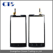 touchscreen for lenovo p780 touch screen display front panel glass digitizer Mobile cell Phone Accessories Parts