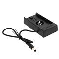 High Quality Battery Adapter Mounting Plate for SONY BP U60 U30 Rig Black Magic Camera