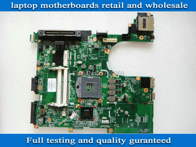 Free Shipping for HP Probook Compaq 8560P 6560B Motherboard 654129-001 HM65 integrated 01015FL00-600-G DDR3 100% fully tested<br><br>Aliexpress