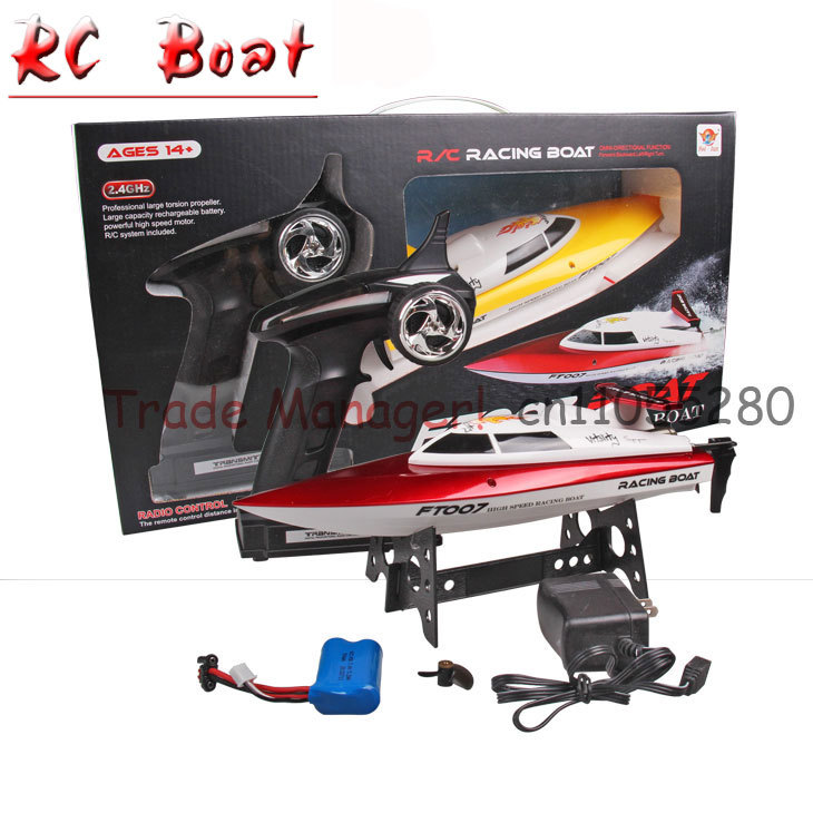 2013 New Listing new high-speed rc boat 007 Summer Gifts toys rc boats rc toy 4ch 2.4g Frequency remote control toys<br><br>Aliexpress
