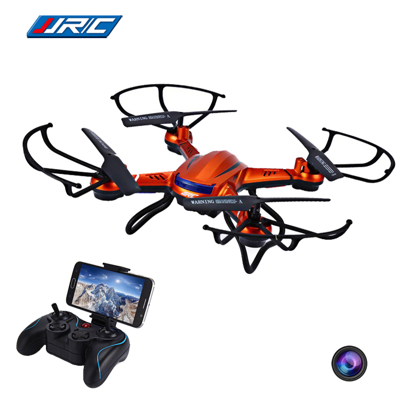 2016 Newest remote control toys dron JJRC H12W WIFI Real time Transmission FPV drone RC Helicopter with 2.0MP camera drone(China (Mainland))