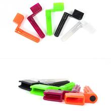 1Pc Guitar String Peg Winder Grover for Acoustic Electric Guitars Random Color(China (Mainland))