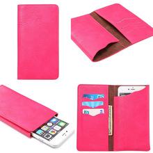 Universal Wallet Flip Leather Stand Phone Case Cover Doogee F5/Doogee Y200/Doogee X6 Pro/Doogee T6 F7 Pro - Meiyudi store Store