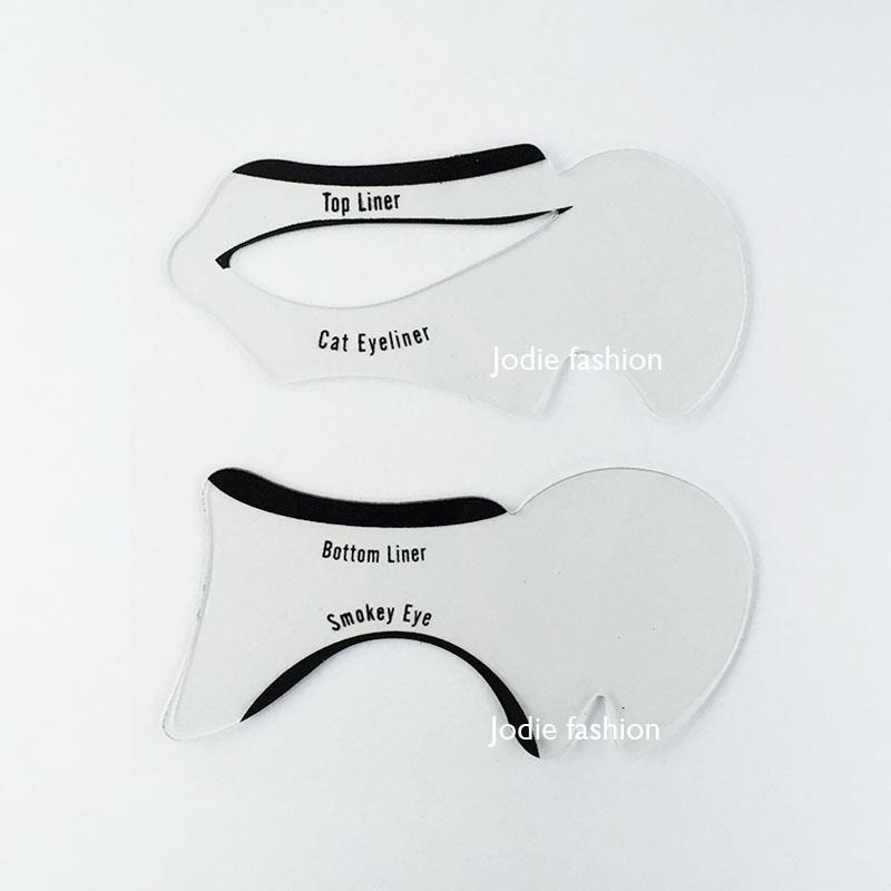 printable cat eye makeup stencil mugeek vidalondon. Black Bedroom Furniture Sets. Home Design Ideas