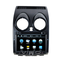 Car Stereo GPS Navigation for Nissan Qashqai 2010+ Radio RDS DVD Player Multimedia Headunit Sat Nav Autoradio Bluetooth iPod USB