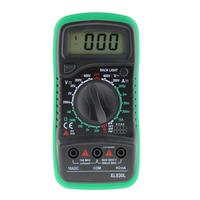 Digital LCD Multimeter Voltmeter Ammeter AC/DC/OHM Volt Tester Test Current CA1T