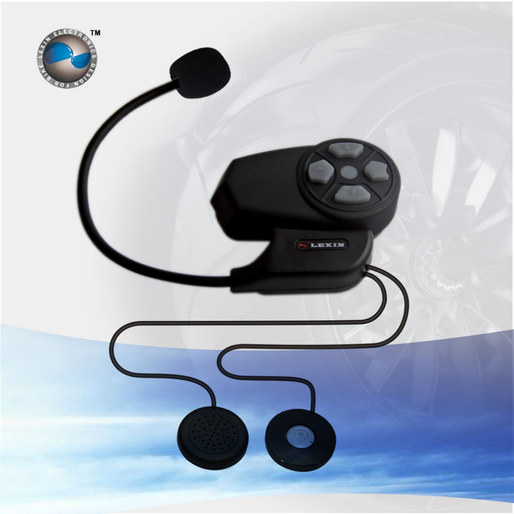 2015 Newest Version BT Bluetooth helmet Intercom Motorcycle wireless interphone headset intercomunicadores de motos Freeshipping(China (Mainland))