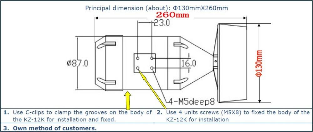 depth 300m 48v thrust 12kg underwater thruster kz 12k 300 sealed longer service