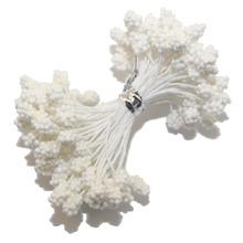 90PCS/lot wholesale Multicolor DIY Foam flower 5mm stamen cake decoration and DIY pistil stamen(China (Mainland))