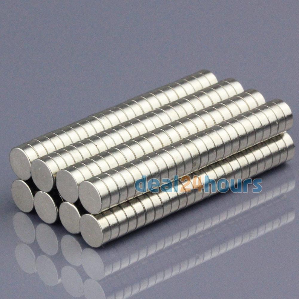 Гаджет  200pcs N50 Super Strong Round Disc Cylinder Magnets Rare Earth Neodymium 6mm x 2mm Free Shipping None Строительство и Недвижимость