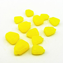 hot selling! 100Pcs/Lot 42grams  Soft Baits corn carp Fishing Lures Floating baits With the smell of baits Corn grain baits