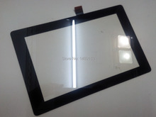 For Amazon Kindle Fire HD 7 2014 version New Outter Digitizer Touch Screen Glass Panel Lens Replacement(China (Mainland))