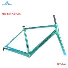 Buy 2017 carbon road bike frame bicycle frame size 48 50 52 54 56cm,super light cheap carbon frame matte paint glossy for $349.00 in AliExpress store