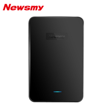 Newsmy Portable External Hard Drive 60G 160G 320GB USB HDD SATA Disco Duro Externo Hard Disk Storage Device Original Package(China (Mainland))