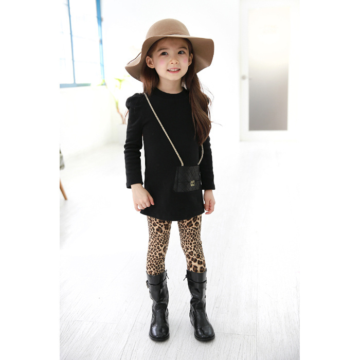 3D printed long-sleeved shirt brand girl bag urban children in spring and autumn 2014 new childrens clothing coat Korean fashion(China (Mainland))