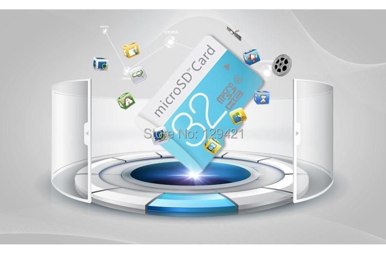 Memory card Micro SD card 32GB 64GB 16GB 8GB class10 TF card Microsd Pen drive Flash memory disk+ Adapter + gift Reader(China (Mainland))