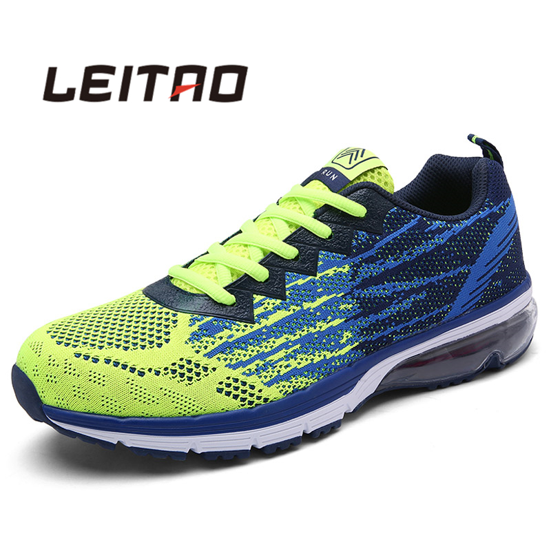 LEITAO Lovers Sport Running Shoes Outdoor Breathable Comfortable Couple Shoes Lightweight Athletic Sneaker for Men and Women(China (Mainland))