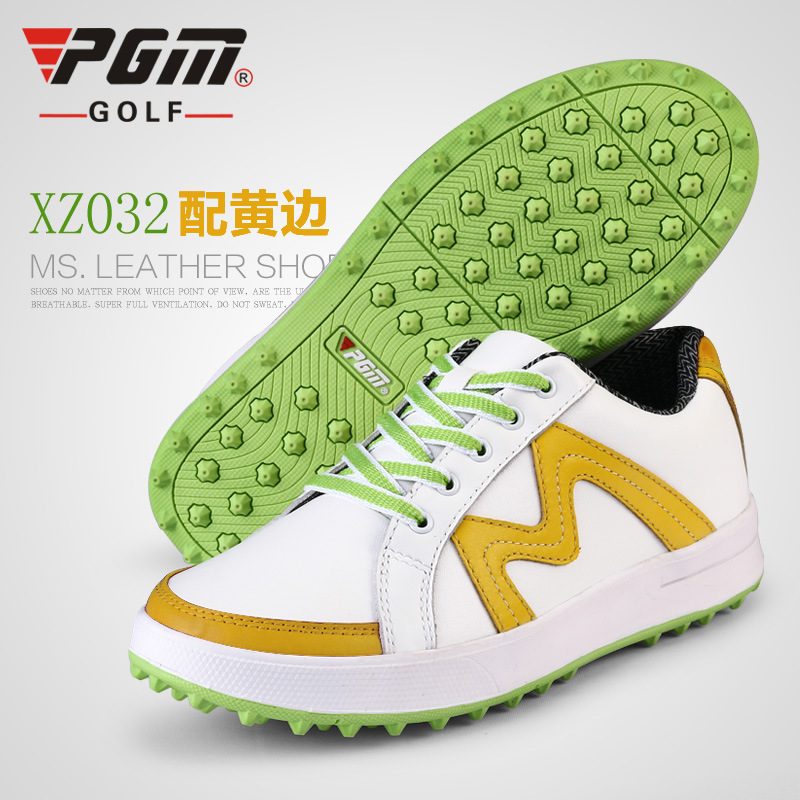 2017 mens golf shoes men's leisure section fixed nail waterproof and breathable boys sports shoes(China (Mainland))