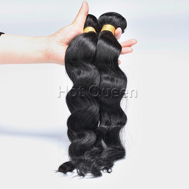 Malaysia Virgin Remy Hair Weaves Wavy Malaysia Hair Weaving 2 Bundles/Lot Free Shipping Malaysia Virgin Hair Extension Wavy<br><br>Aliexpress