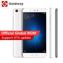 "Original Xiaomi Mi5 M5 Mobile Phone Snapdragon 820 5.15"" 1920x1080 16MP Camera Fingerprint ID NFC Full Netcom Quick Charge 3.0(Hong Kong)"