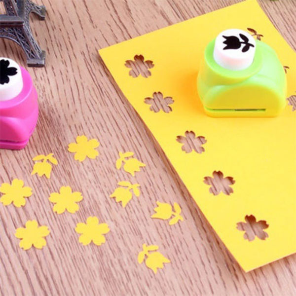 DIY Paper Printing Card Cutter Scrapbook Shaper Tags Embossing Device Hole Punch Handmade Decor Craft Tool Hot Sale(China (Mainland))