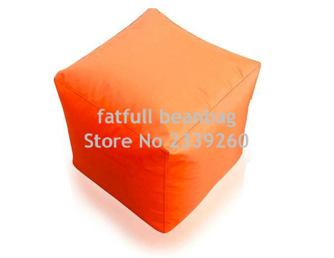 Popular orange footstool buy cheap orange footstool lots - Pouf piscine waterproof ...
