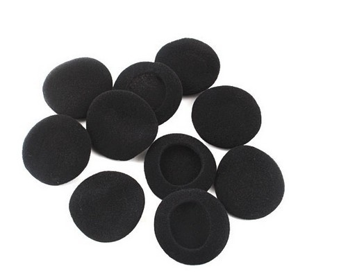 4 pairs 8Pcs 2 50mm Soft Foam Earbud Headphone Ear pads Replacement Sponge Covers for Earphone