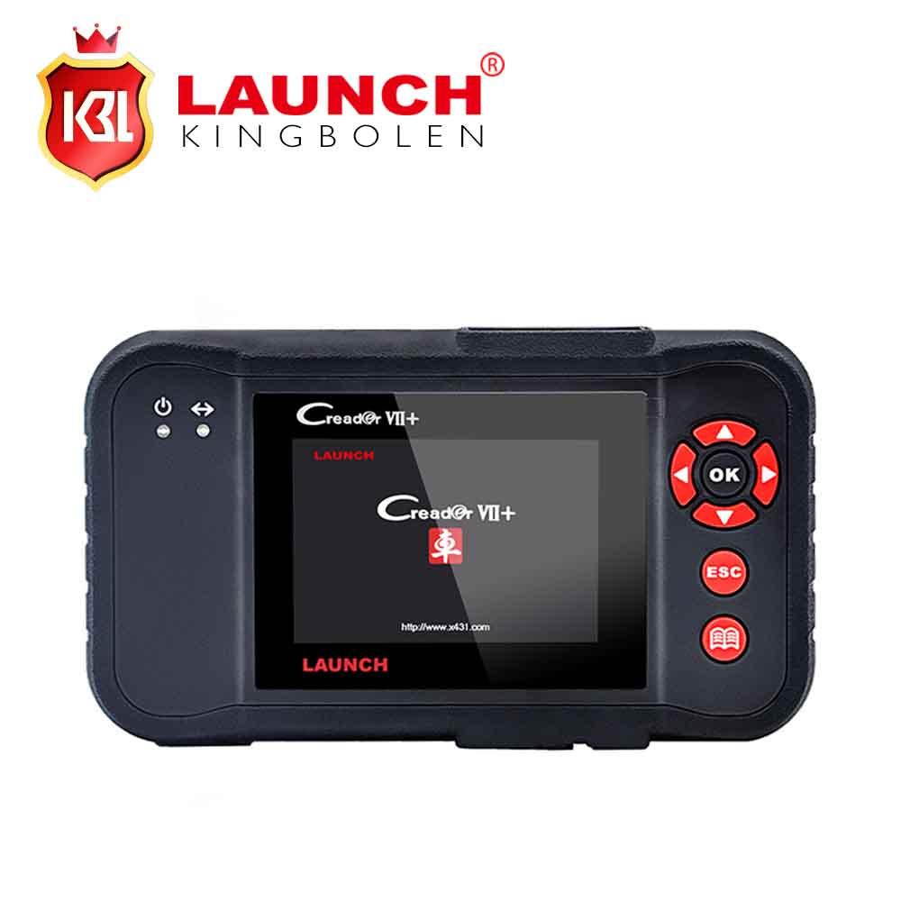 2016 New Launch X431 CReader VII+ Auto Code Reader Launch CReader VII Plus Update Online Free Shipping(China (Mainland))