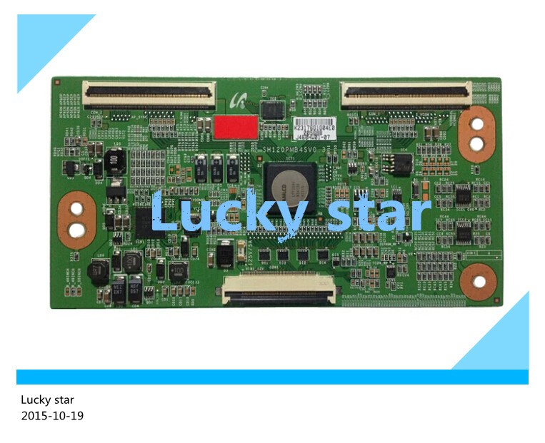 100% tested good working High-quality for original 98% new SH120PMB4SV0.3 for samsung ua46d6000 d6400 logic board  <br><br>Aliexpress