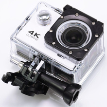 Buy F60/V3 Action Camera 4K 30FPS Wifi Ultra HD 16MP 30M Waterproof 170D Go yi 4k EK EN Style Helmet Pro Deportiva Sport Camcorder for $29.34 in AliExpress store