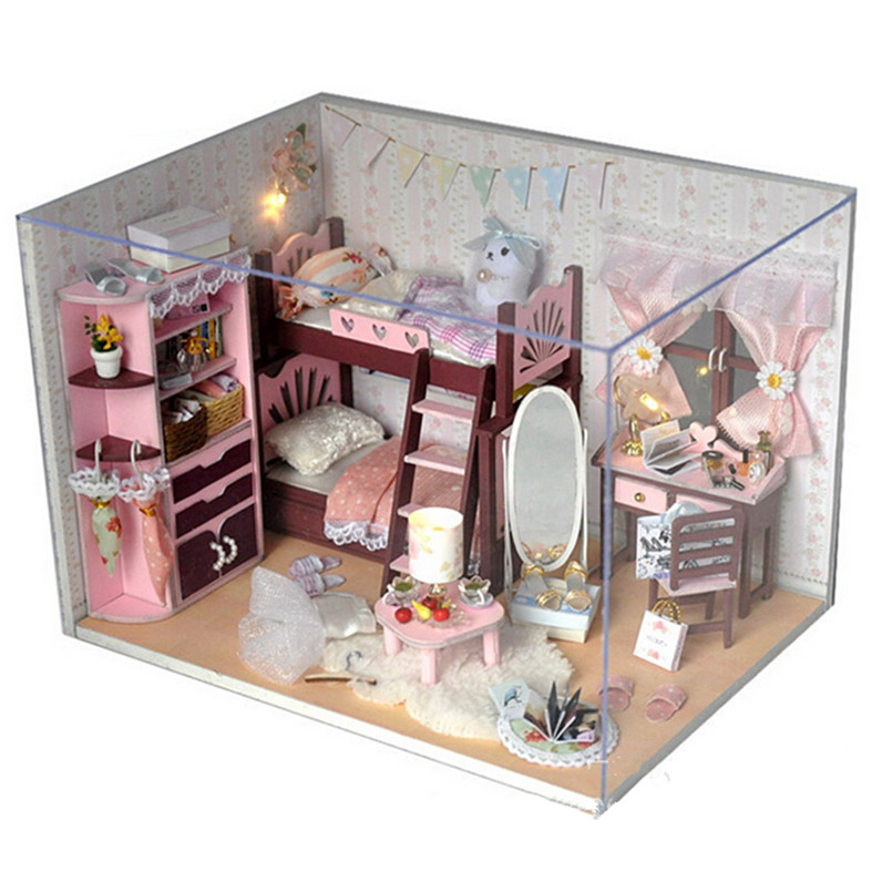 Popular Dollhouse Kit Buy Cheap Dollhouse Kit Lots From