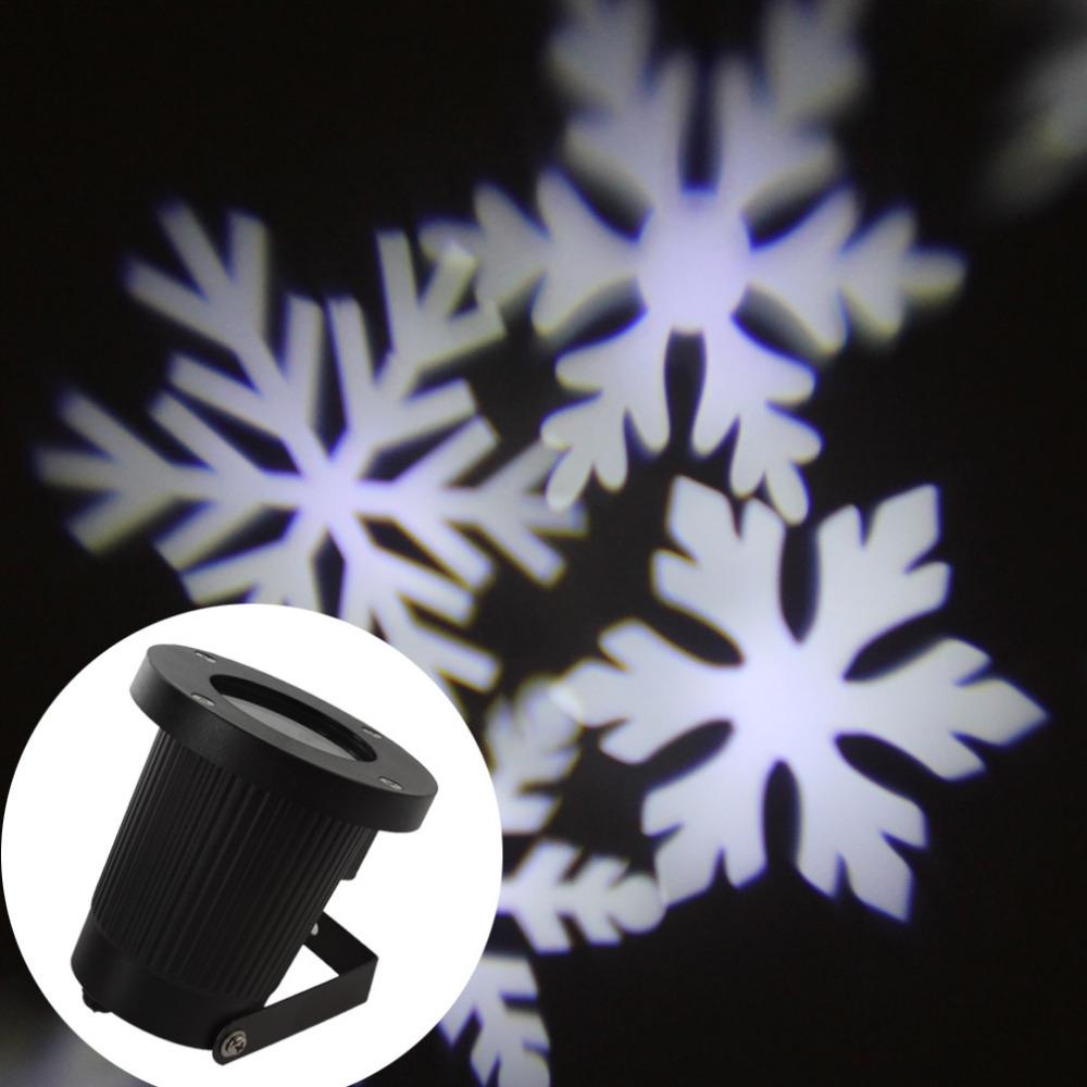 Projecteur flocon neige for Projecteur laser neige