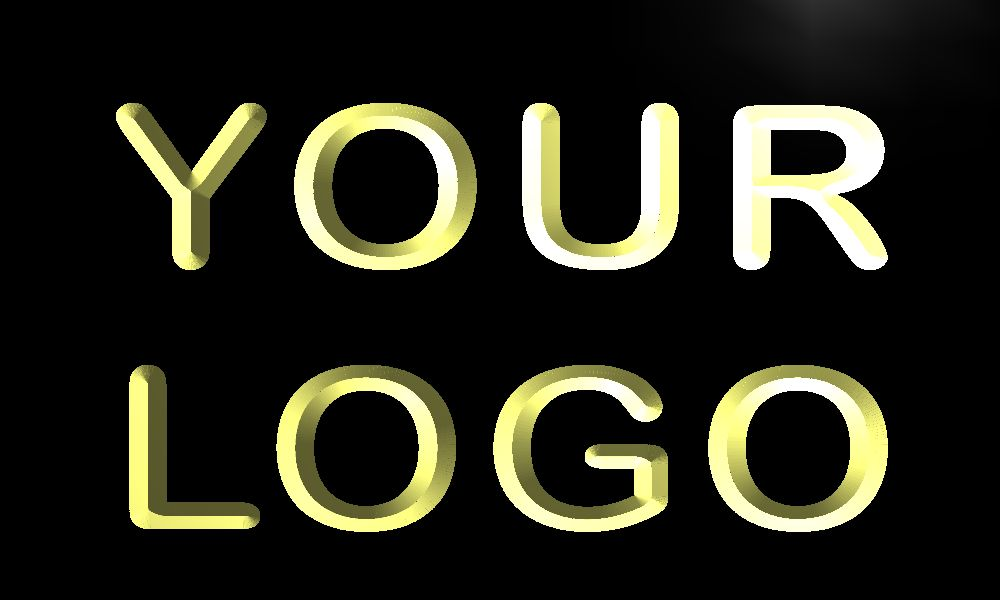 tm Logo Only Sign Design Your Own LED Light Sign Custom Neon Signs Bar open Dropshipping(China (Mainland))
