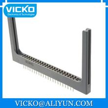 [VK] 322-044-520-258 CARD EDGE W/GUIDES .156 44POS DL Card Edge Connectors - VICKO (HK store ELECTRONICS TECHNOLOGY CO LIMITED)