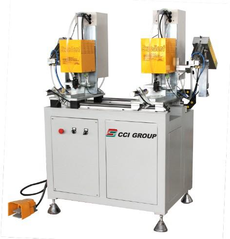 Double Head Automatic Screw Fastening Machine for UPVC Window Door(China (Mainland))