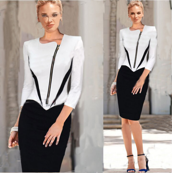Women's Designer Clothes Uk spring work dress women