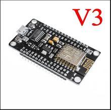 V3 CH340G Wireless module NodeMcu Lua WIFI Internet of Things development board based ESP8266 esp-12e for arduino Compatible(China (Mainland))