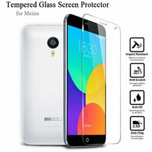 HD Clear Film for Meizu M3 mini M3s M3 note Tempered Glass 2.5D Anti-Explosion Screen Protector Slim Phone Protective Accessory