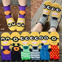 Ponožky Mimoni z Aliexpress