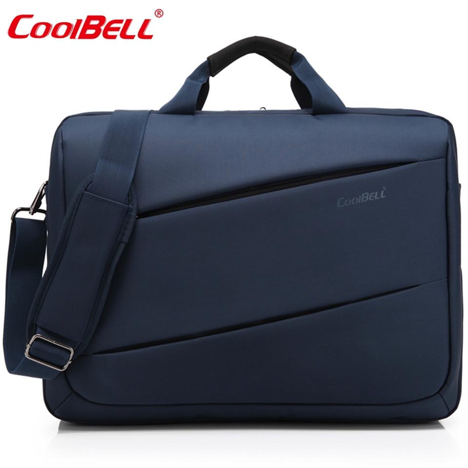 Fashion 17.3 inch Laptop Bag 17 Notebook Computer Bag Waterproof Messenger Shoulder Bag Briefcase Business(China (Mainland))