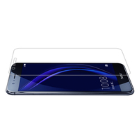 Nillkin 0.2mm Anti-Burst Tempered Glass Protective Film Screen Protector [2.5D Round Edge] For Huawei honor 8