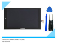 LCD Module With Touch Screen Replacement for Lenovo Yoga Tablet 10 B8000 - Black (+free DIY tools)
