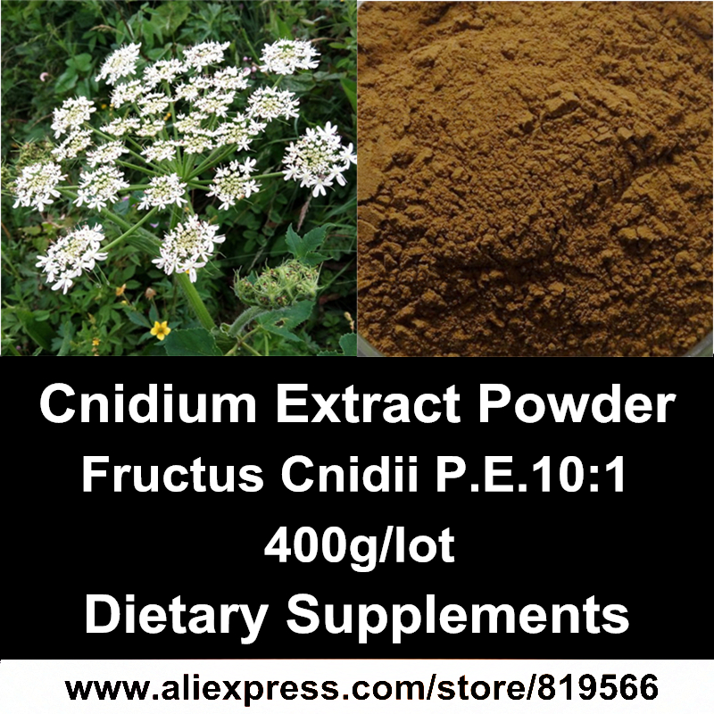 Fructus Cnidii Extract Powder Natural Health Care Herbal Cnidium Monnieri Sexual Health Care Dietary Supplements