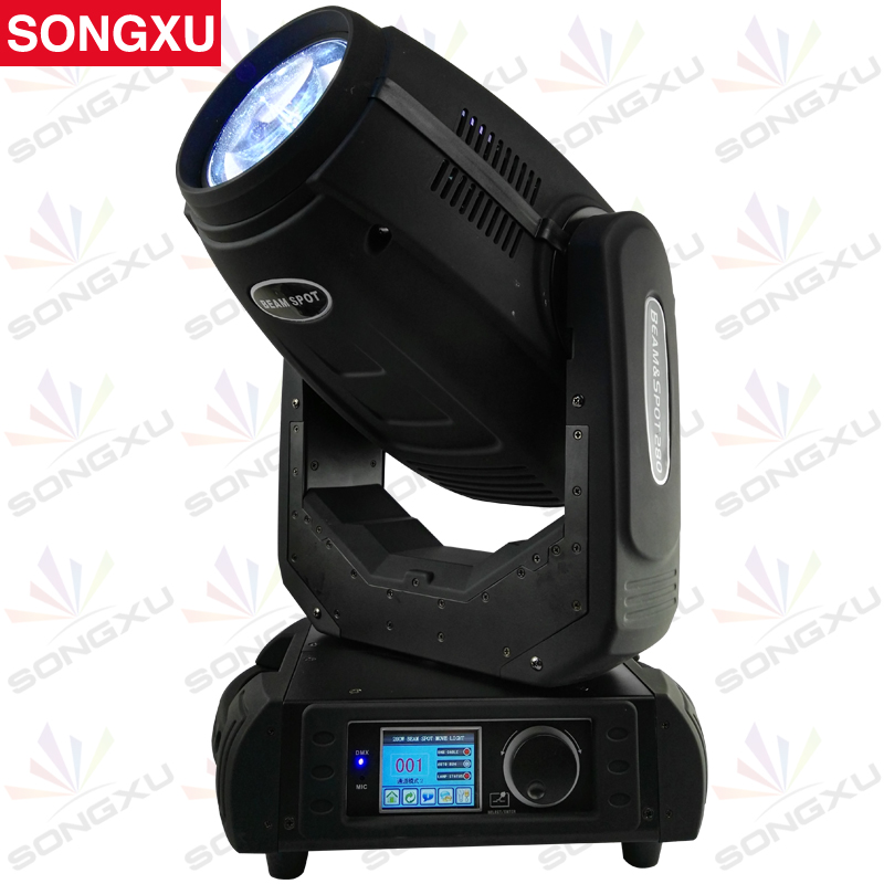 SONGXU 280W 10r Beam Spot Wash 3in1 Moving Head Light Beam 280 Beam 10r Stage Light/SX-MH280(China (Mainland))