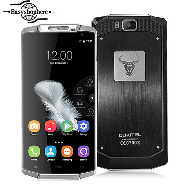 Oukitel K10000 4G FDD LTE Mobile Phone 5.5 inch 2GB 16GB 10000mAh Smartphone Quad Core Android 5.1 Lollipop 13MP Large Capacity(China (Mainland))