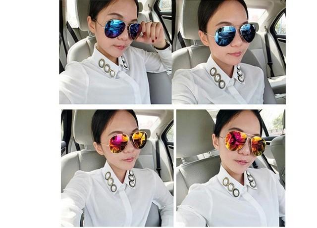 Cool Vintage Lenses Sunglasses 10 colors